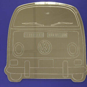 VW TYPE 2 BAY WINDOW MIRROR -0