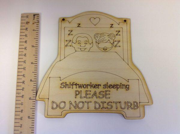 Do Not Disturb Sign-1134