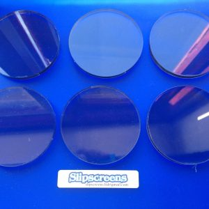 ACRYLIC STAMPING BLOCKS - 4 DIFFERENT SIZES 5mm-0