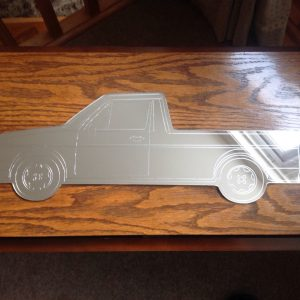 VW CADDY PICK UP MK 1 MIRROR-0