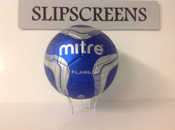 ACRYLIC FOOTBALL DISPLAY STAND-175