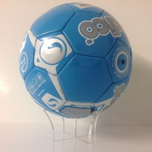 ACRYLIC FOOTBALL DISPLAY STAND-0