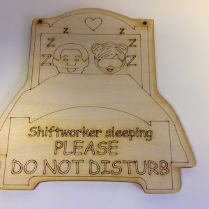 Do Not Disturb Sign-0