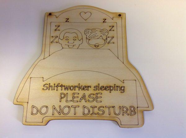 Do Not Disturb Sign-0