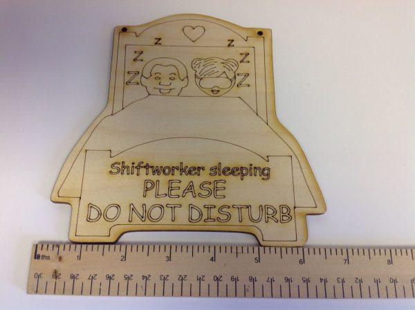 Do Not Disturb Sign-1132