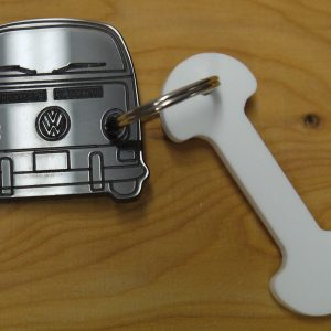 VW TYPE 2 CAMPER-BUS KEYRING-0