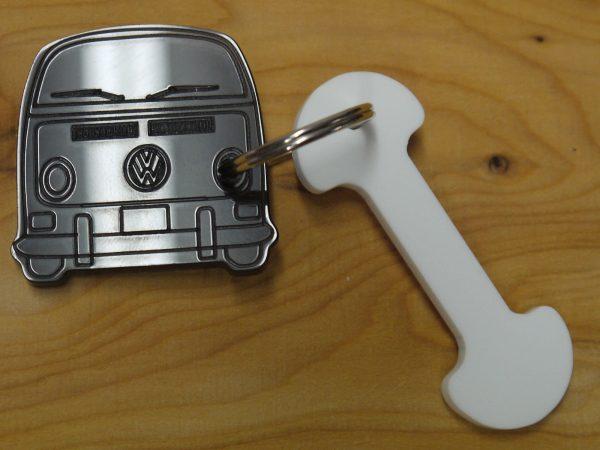 VW TYPE 2 CAMPER-BUS KEYRING-0