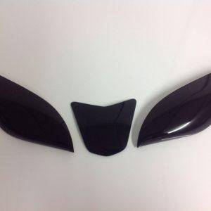 Aprilia Srv 850 Headlight Protectors-0