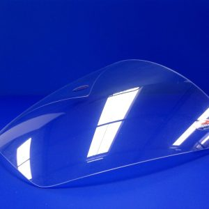 Honda Rs 125 2004-2008 Standard Height Race Screen-0